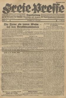 Freie Presse, Nr. 29 Sonnabend 14. Mai 1927 3. Jahrgang