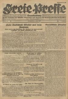 Freie Presse, Nr. 46 Sonnabend 4. Juni 1927 3. Jahrgang