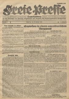 Freie Presse, Nr. 8 Dienstag 10. Januar 1928 4. Jahrgang