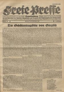 Freie Presse, Nr. 35 Freitag 10. Februar 1928 4. Jahrgang