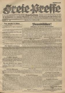 Freie Presse, Nr. 38 Dienstag 14. Februar 1928 4. Jahrgang