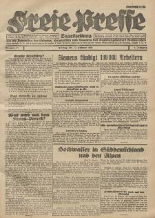 Freie Presse, Nr. 41 Freitag 17. Februar 1928 4. Jahrgang