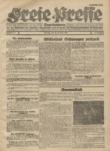 Freie Presse, Nr. 47 Freitag 24. Februar 1928 4. Jahrgang