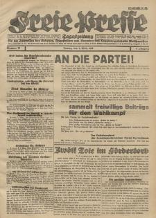 Freie Presse, Nr. 53 Freitag 2. März 1928 4. Jahrgang