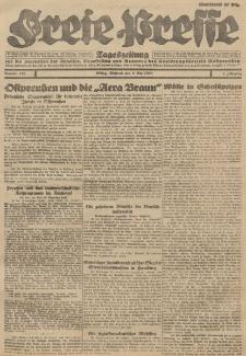 Freie Presse, Nr. 108 Mittwoch 9. Mai 1928 4. Jahrgang