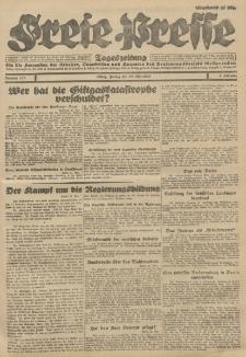 Freie Presse, Nr. 121 Freitag 25. Mai 1928 4. Jahrgang