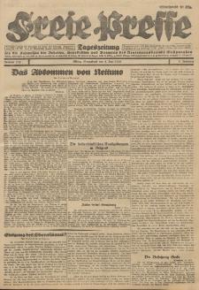 Freie Presse, Nr. 127 Sonnabend 2. Juni 1928 4. Jahrgang