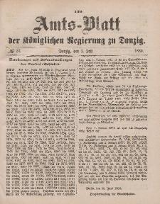 Amts-Blatt der Königlichen Regierung zu Danzig, 3. Juli 1880, Nr. 27