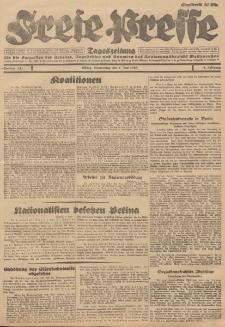 Freie Presse, Nr. 131 Donnerstag 7. Juni 1928 4. Jahrgang