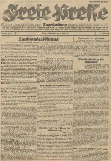 Freie Presse, Nr. 133 Sonnabend 9. Juni 1928 4. Jahrgang
