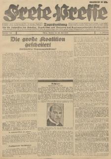 Freie Presse, Nr. 146 Montag 25. Juni 1928 4. Jahrgang