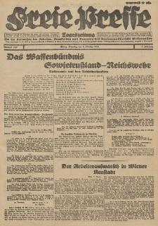 Freie Presse, Nr. 237 Dienstag 9. Oktober 1928 4. Jahrgang
