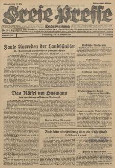 Freie Presse, Nr. 251 Donnerstag 25. Oktober 1928 4. Jahrgang