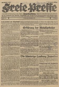 Freie Presse, Nr. 258 Freitag 2. November 1928 4. Jahrgang