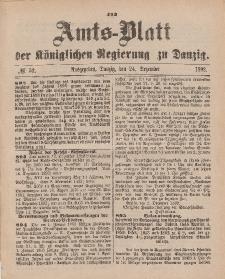 Amts-Blatt der Königlichen Regierung zu Danzig, 24. Dezember 1892, Nr. 52