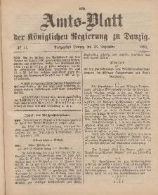Amts-Blatt der Königlichen Regierung zu Danzig, 23. Dezember 1893, Nr. 51