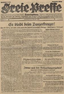 Freie Presse, Nr. 271 Sonnabend 17. November 1928 4. Jahrgang