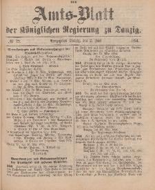 Amts-Blatt der Königlichen Regierung zu Danzig, 2. Juni 1894, Nr. 22