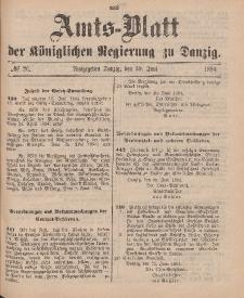 Amts-Blatt der Königlichen Regierung zu Danzig, 30. Juni 1894, Nr. 26
