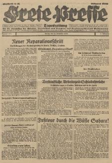 Freie Presse, Nr. 275 Freitag 23. November 1928 4. Jahrgang