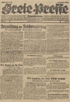 Freie Presse, Nr. 281 Freitag 30. November 1928 4. Jahrgang
