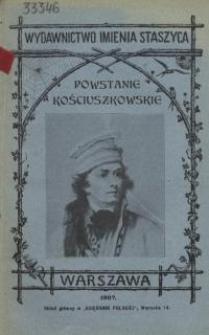 Powstanie kościuszkowskie w roku 1794-ym. Wyd. 2.