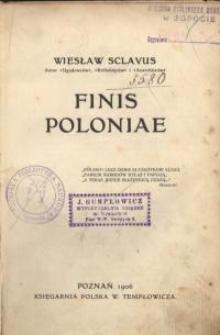 Finis Poloniae