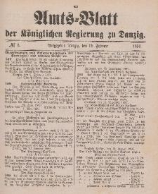 Amts-Blatt der Königlichen Regierung zu Danzig, 19. Februar 1898, Nr. 8