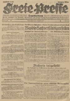 Freie Presse, Nr. 302 Donnerstag 27. Dezember 1928 4. Jahrgang