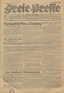Freie Presse, Nr. 152 Mittwoch 3. Juli 1929 5. Jahrgang