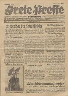 Freie Presse, Nr. 163 Dienstag 16. Juli 1929 5. Jahrgang