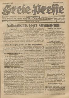 Freie Presse, Nr. 166 Freitag 19. Juli 1929 5. Jahrgang