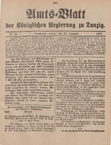 Amts-Blatt der Königlichen Regierung zu Danzig, 13. Dezember 1902, Nr. 50