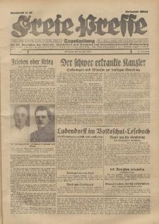 Freie Presse, Nr. 169 Dienstag 23. Juli 1929 5. Jahrgang