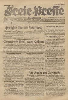 Freie Presse, Nr. 170 Mittwoch 24. Juli 1929 5. Jahrgang