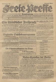 Freie Presse, Nr. 171 Donnerstag 25. Juli 1929 5. Jahrgang