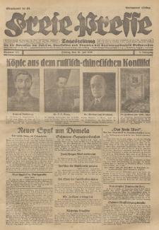 Freie Presse, Nr. 172 Freitag 26. Juli 1929 5. Jahrgang