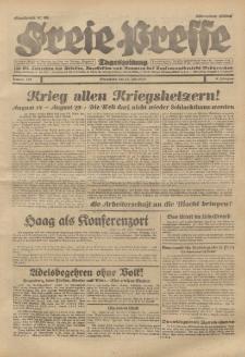 Freie Presse, Nr. 173 Sonnabend 27. Juli 1929 5. Jahrgang