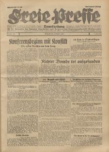 Freie Presse, Nr. 182 Mittwoch 7. August 1929 5. Jahrgang