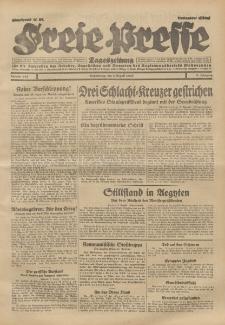 Freie Presse, Nr. 183 Donnerstag 8. August 1929 5. Jahrgang