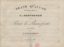 Grand Quatuor No. 6 Oeuvre 18 Livr. 2