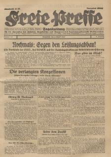 Freie Presse, Nr. 197 Sonnabend 24. August 1929 5. Jahrgang