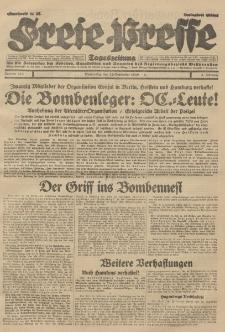 Freie Presse, Nr. 213 Donnerstag 12. September 1929 5. Jahrgang