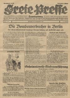Freie Presse, Nr. 218 Mittwoch 18. September 1929 5. Jahrgang