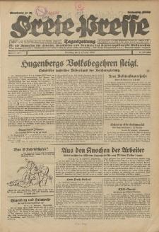 Freie Presse, Nr. 229 Dienstag 1. Oktober 1929 5. Jahrgang