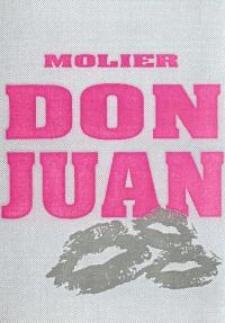 Don Juan - program teatralny