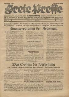 Freie Presse, Nr. 289 Mittwoch 11. Dezember 1929 5. Jahrgang