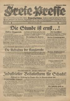 Freie Presse, Nr. 291 Freitag 13. Dezember 1929 5. Jahrgang