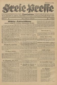 Freie Presse, Nr. 159 Dienstag 10. Juli 1928 4. Jahrgang