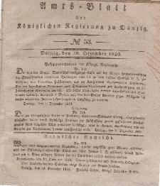 Amts-Blatt der Königlichen Regierung zu Danzig, 30. Dezember 1840, Nr. 53